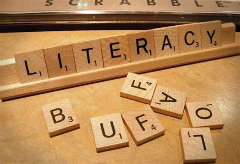 Literacy New York Buffalo Niagara Kicks Scrabble 174