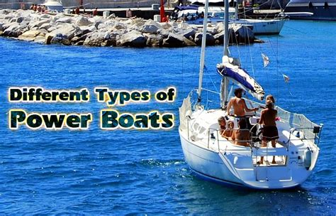 different types of bass fishing boats different types of power boats did you know boats