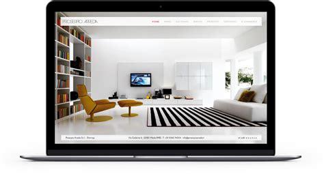 sito design arredamento sito proserpio arreda jacopo grande web design como