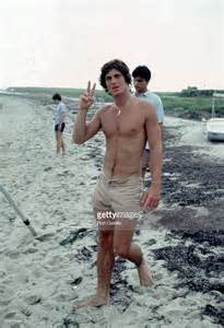 f kennedy jr 10 years since of kennedy jr getty images