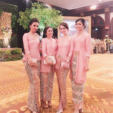 Dress Batik Levina kebaya bridesmaid kebaya kebay