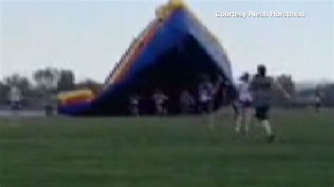 bouncy houses renewed concern after is killed cnn