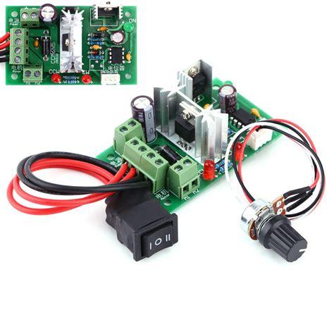 Pwm Max 200w 6v 12v 24v Reversing Switch Adjustable Dc Motor Speed Con new 1 set ccm6n pwm max 200w powerful dc motor 6v 12v 24v