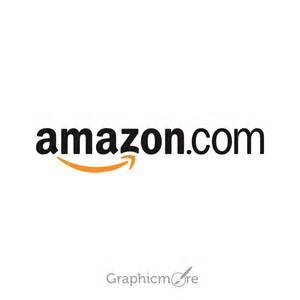 amazon logo design graphicmore download free graphics