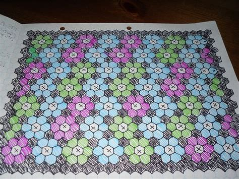 Hexagon Designs Patchwork - 10 best images about quilt patterns on quilt