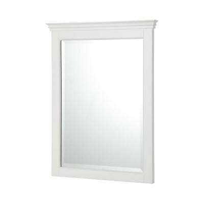 pegasus carrabelle 30 3 4 in l x 23 in w wall mirror in