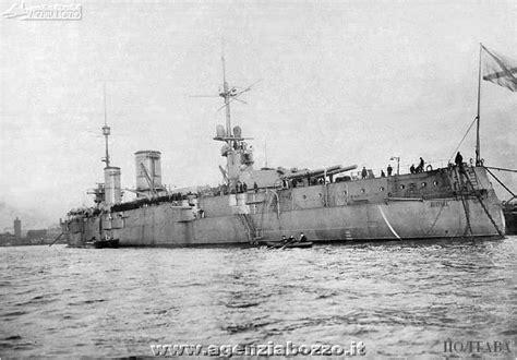porto di san pietroburgo navi da guerra poltava 1911 frunze incrociatore