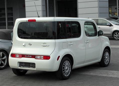 Toyota Cube File Nissan Cube Z12 Heckansicht 12 M 228 Rz 2011