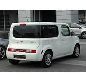 Nissan Cube Z12 – Heckansicht 12 M&228rz 2011