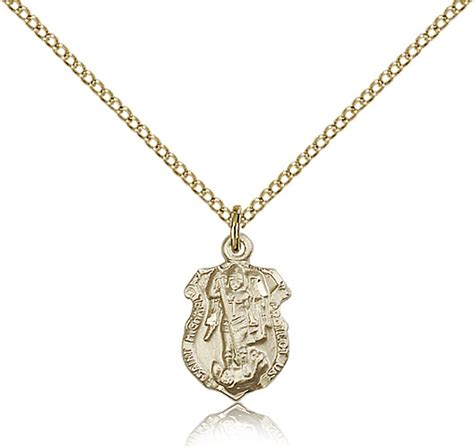 st michael the archangel pendant 85521 medal