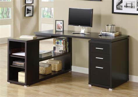 right corner computer desk computer desk cappuccino left or right facing corner