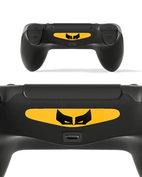 Ps4 Controller Lichtleiste Aufkleber by 6 X Skin Decal Aufkleber Batman Captain America Ps4