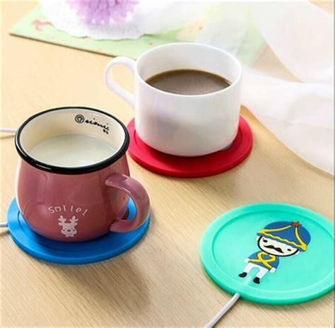 Alas Penghangat Coffee Cup Usb pemanas kopi elektrik dan penghangat gratis ongkos