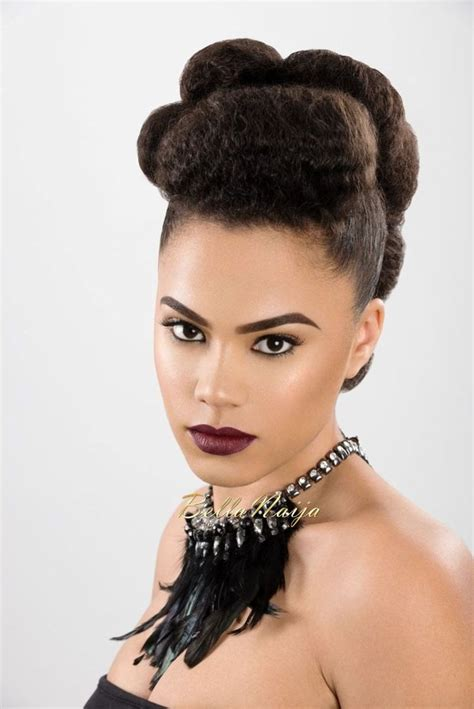 Www Hair Stlyes Photos | dionne smith natural hair inspiration bellanaija