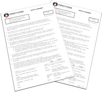 great fire alarm service contract template images gt gt fire