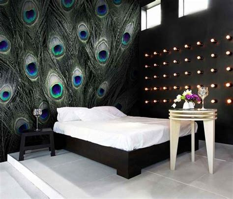 peacock bedroom ideas peacock home decoration a thing with two 2013