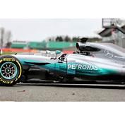 Launch Photos  2017 F1 Mercedes W08