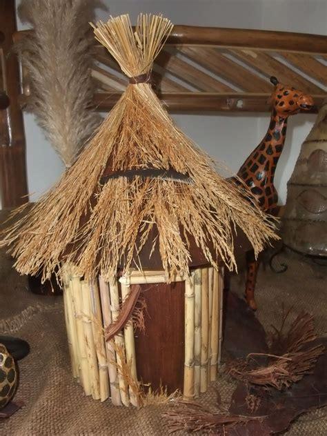 Decoration Africaine by Tirelire Urne Th 232 Me Afrique Livre D Or Boite A