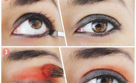 cara membuat eyeshadow alami untuk cantik