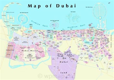 uae maps and directions dubai map map pictures