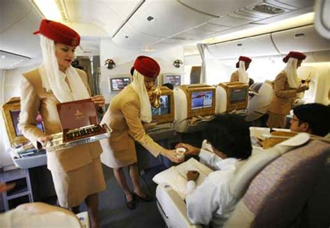 emirates flight attendants based in hong kong oppose wearing china world s 10 safest airlines rediff com business