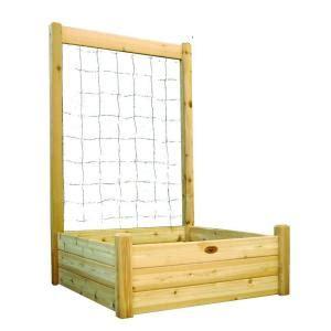 gronomics         raised garden bed