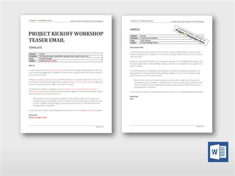 project manager email templates 35 best project schedules images on project
