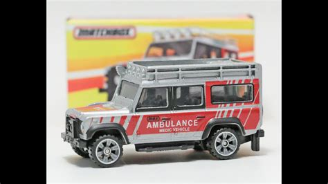 matchbox land rover best of matchbox land rover defender 110