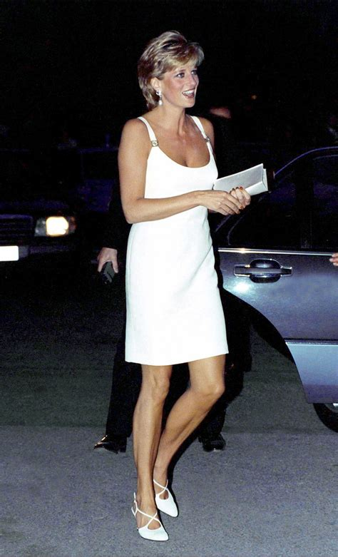 lady diana dresses princess diana s versace dress sold at auction for