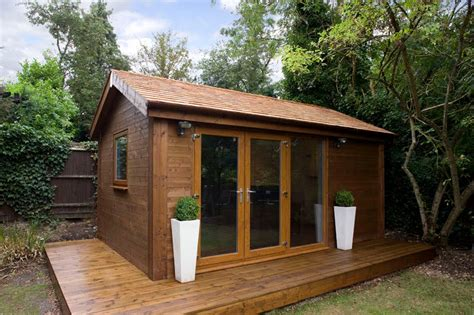 Shed Office Ideas by Garden Rooms Outdoor Offices Home Rocks