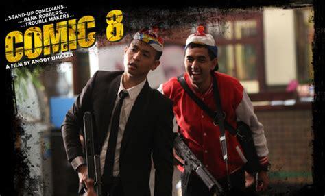 film it komentari pemain comic 8 komentari persaingan film lebaran indolah