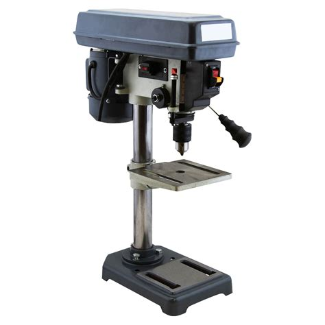 speed bench press drill presses bench top drill press 5 speed 8 inch with