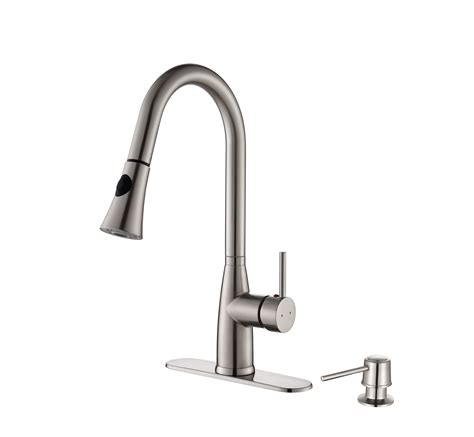 kitchen faucet finishes kitchen faucet kraususa
