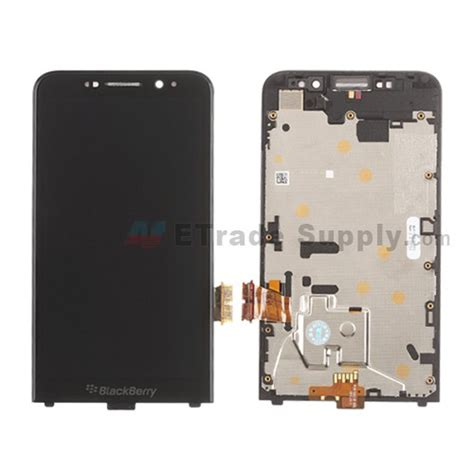 blackberry z30 lcd screen and digitizer assembly black