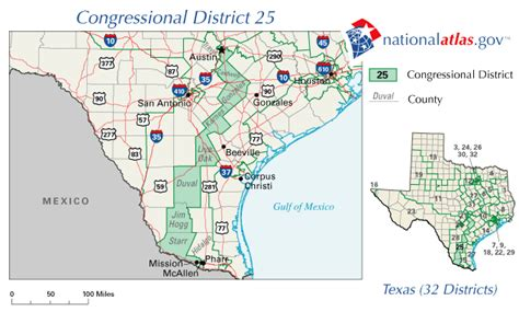 texas 25th congressional district map texas 25th congressional district representative in us house 110
