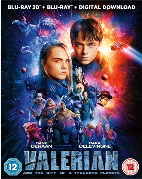 film gratis valerian valerian and the city of a thousand planets 3d includes