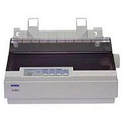 epson lq 300 ii a4 mono dot matrix printer c11c638002
