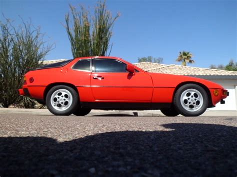 Porsche 924s For Sale 1987 Porsche 924s German Cars For Sale