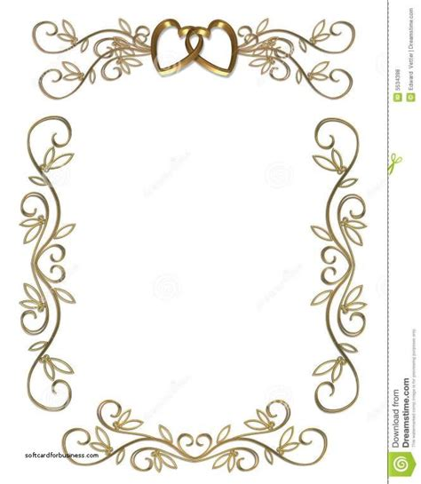Wedding Card Borders by Wedding Invitation Card Border Designs Techllc Info