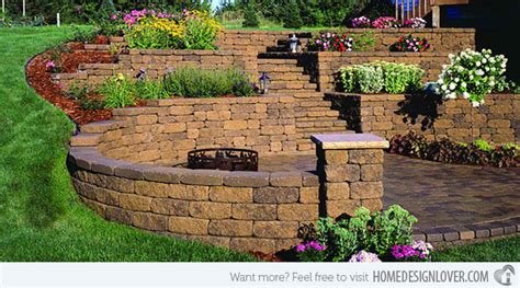 15 ideas for landscaping with bricks fox home design