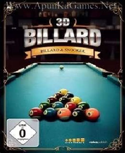 3d pool game for pc free download full version 3d pool billiards and snooker pc game download free