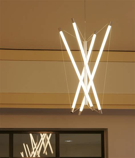 kronleuchter neon light structure t4 chandelier general lighting from