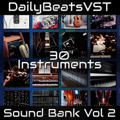 sound bank kvr dailybeatsvst sound bank volume 2 by daily beats
