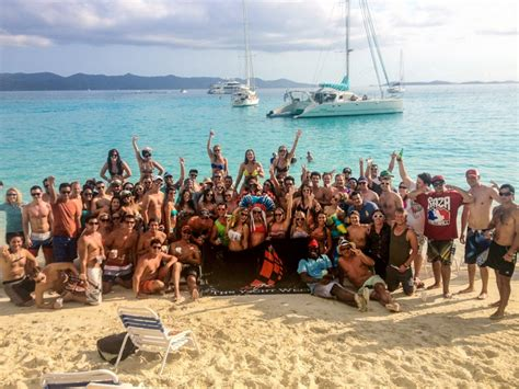 yacht week bvi the ultimate guide to the yacht week british virgin