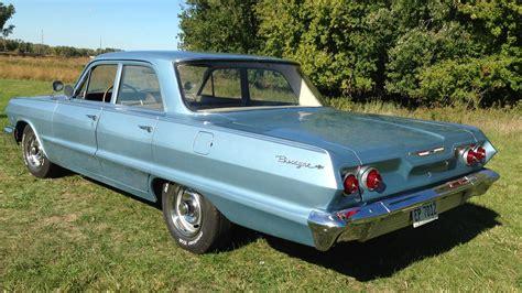 chevrolet 4 door 1963 chevrolet biscayne 4 door t70 1 chicago 2013