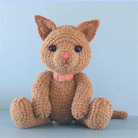 pattern amigurumi cat free amigurumi kitty cat crochet pattern and tutorial by