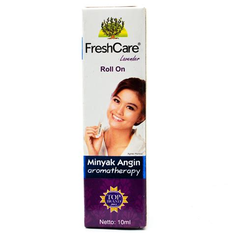 Termurah Obat Masuk Angin Fresh Care Roll On All Varian freshcare lavender roll on minyak angin aromatherapy oatoatan
