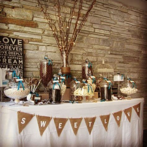 Lolly Buffets   Rustic Wedding Ideas   Lolly buffet, Lolly