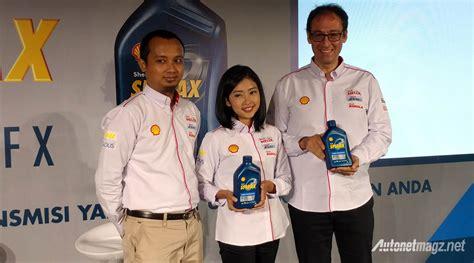 Oli Shell Spirax shell spirax launching autonetmagz review mobil dan
