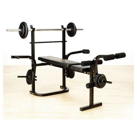 weight bench tesco buy gold s gym multi purpose bench w o weight from our